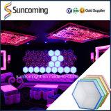 Luzes LED RGB de exibição para DJ Disco KTV iluminação de palco