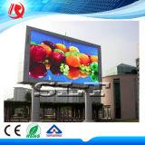 Parede video do diodo emissor de luz dos módulos ao ar livre P8 da tela de indicador do diodo emissor de luz para anunciar