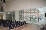 Изолированная жарой огнезащитная стена стеклянной перегородки