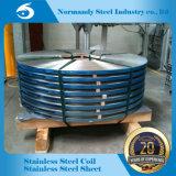 tira do aço 201 202 304 410 430 inoxidável com revestimento 2b/Ba/8K/No. 4