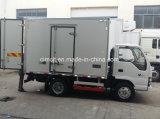 Новая тележка коробки Китая Isuzu 600p