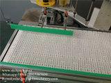 Máquina de etiquetas autoadesiva para a bateria superior do &Bottom das placas elétricas