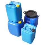 Soplo hueco que moldea el producto plástico del tanque