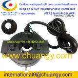 Impermeable al aire libre de la serie de núcleo dividido transformador de corriente para Chuangyin sensor de corriente