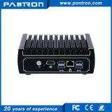 celeron 3865U d'Intel/PC du faisceau I3 7100U MINI avec le port LAN 6* et le 4*USB