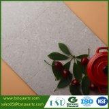 Сляб серого камня кварца большой с белой веной для Countertop