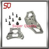 Alluminio del metallo dei pezzi meccanici di CNC del prototipo