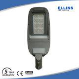 Luz de rua nova 140lm/W do diodo emissor de luz da lâmpada de rua do diodo emissor de luz de IP66 80With100With120With150With180W