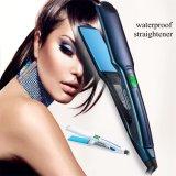 Revestimento cerâmico do Tourmaline do Straightener do cabelo do LCD Digital dos produtos de beleza