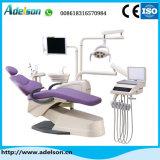 Unidade dental completa elétrica da cadeira com Cuspidor cerâmico