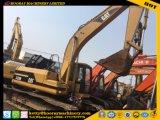 Máquina escavadora usada do gato 320b, máquina escavadora usada da lagarta 320b, máquina escavadora usada 320b