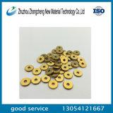 Лезвия вырезывания керамической плитки карбида вольфрама цвета золота