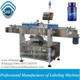 Máquina de etiquetas Inline automática do frasco do fornecedor da fábrica