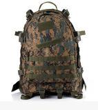 Multi Color Militar / Camping / Senderismo Bolsa de hombro doble