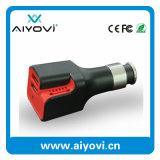 Lader de van uitstekende kwaliteit van de Auto van de Zuiveringsinstallatie van de Lucht van 2 Havens USB voor Mobiele Telefoon