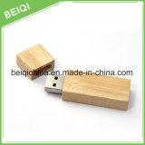 Ручка USB поставкы фабрики подарка промотирования с деревянной конструкцией