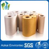 Ткань фильтра высокого качества 100% PTFE для неныжного испепеления