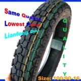 O pneumático sem câmara de ar 100/90-16 da motocicleta, 110/90-16, teste padrão Non-Slip off-Road, preço do pneumático da qualidade o mais baixo, nós fazemos!