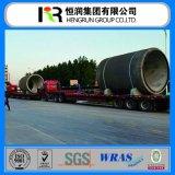 プレストレストコンクリートシリンダー管(PCCPの管)