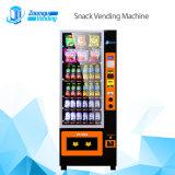 Máquina expendedora pequeña de bebidas / refrigerios con sistema fresco