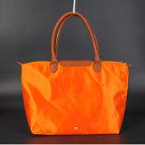 Sac réutilisable de coton/sac à provisions estampé par sac coton de toile
