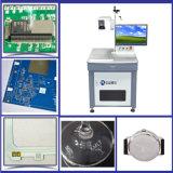 Máquina ULTRAVIOLETA de la marca del laser con Automation para el grabado del hardware
