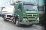 4X2 0il de Vrachtwagen van de Olietanker van de Vrachtwagen van de Tanker HOWO