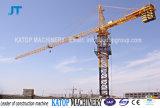 Eingabe-kleiner Turmkran der 50m Hochkonjunktur-Längen-5t für Verkauf