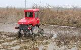 Pulverizador automotor do crescimento da exploração agrícola do TGV do tipo 4WD de Aidi para a terra seca