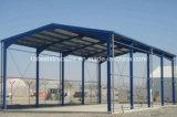 Construction préfabriquée de cloche d'entrepôt de structure métallique
