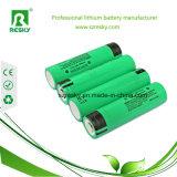 2600mAh une cellule de batterie de la pente 18650 pour le chargeur portatif de pouvoir