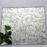 Vidrio libre del cobre de plata del espejo - espejo antiguo elegante de la vendimia A009