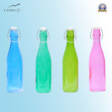 Balanço Bottle Top vidro para água e bebidas Packing