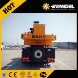 Sany 싼 가격을%s 가진 25 톤 트럭 기중기 Stc250h