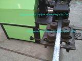 Stahlmetallbearbeitetes Eisen-Wohnhaus-Kurve, die Maschinen-/Treppenhaus-Handlauf-Maschine herstellt