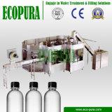 Pequeña máquina de rellenar automática 3 in-1 del agua de botella monobloque para 0.5L-2L