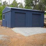 Stahlkonstruktion-vorfabriziertes Gebäude für Produktionsanlage