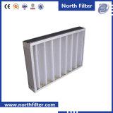 Filtre nettoyable En779 G2-G4 de panneau de poids léger