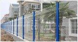 PVC에 있는 용접된 Wire Fence