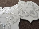 Плитка мозаики горячей раковины сбывания смешанная мраморный водоструйная