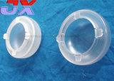 精密プラスチックハウジングかねじまたは金属部分CNCの旋盤の回転部品