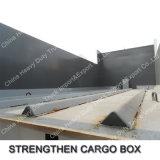 Camion à benne basculante rigide de Sinotruk HOWO, camion- de la capacité de charge de 30 tonnes