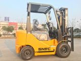 Snsc China de Diesel van 1.5 Ton Prijs van de Vorkheftruck