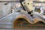 Ranurador de Aire-Enfriamiento del CNC del motor servo de Japón Yaskawa de los husos de Italia Hsd de la máquina de la carpintería