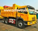 Caminhão resistente do Tipper FAW, 20 toneladas de descarregador, caminhão de Tipper