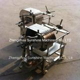 Machine de filtre à huile de filtre-presse de jus de filtre à huile de Rose