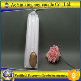 チリへの工場供給の石蝋28gのワックスの蝋燭
