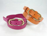 Full Grain Leather의 유행 Women Belt
