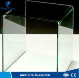 O vidro laminado Tempered/modelou o vidro do edifício/flutuador desobstruído o vidro figurado