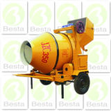 misturador de cimento do cilindro 350L